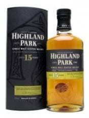Highland Park 15 Years Old, with box, 0.7 л