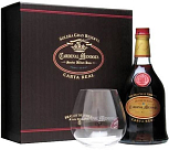 Sanchez Romate, Cardenal Mendoza Carta Real Solera Gran Reserva, gift box with glass, 0.7 л